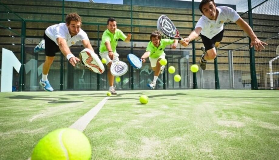 Compare pickleball and paddle tennis
