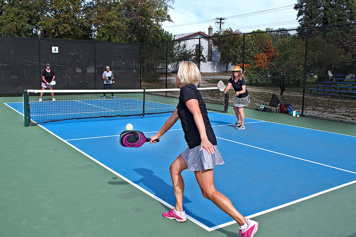 What is pickleball